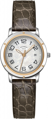 Hermes Clipper Quartz MM 28mm 039409WW00