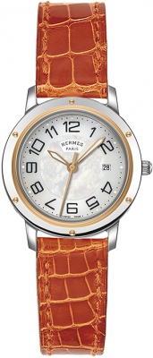 Hermes Clipper Quartz MM 28mm 039410WW00