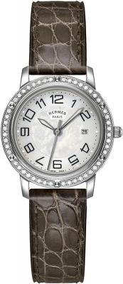Hermes Clipper Quartz MM 28mm 039518WW00