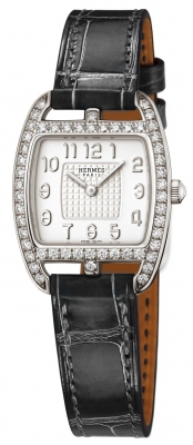 Hermes Cape Cod Tonneau Quartz Small PM 043146ww00