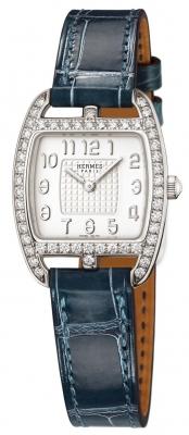Hermes Cape Cod Tonneau Quartz Small PM 042781ww00