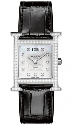 Hermes H Hour Automatic Medium MM 039918ww00
