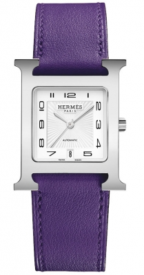 Hermes H Hour Automatic 26mm 039930ww00