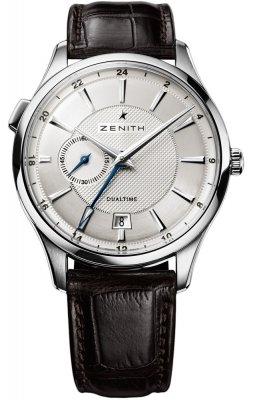 Zenith Elite Dual Time 03.2130.682/02.C498