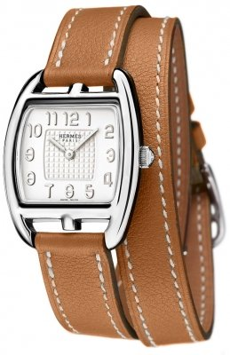 Hermes Cape Cod Tonneau Quartz Small PM 042796ww00