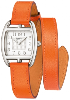Hermes Cape Cod Tonneau Quartz Small PM 040008WW00