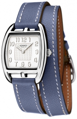 Hermes Cape Cod Tonneau Quartz Small PM 042805ww00