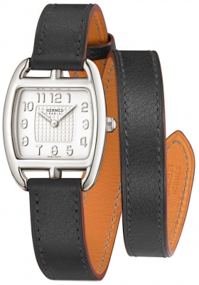 Hermes Cape Cod Tonneau Quartz Small PM 042797ww00