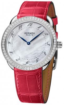 Hermes Arceau Quartz GM 38mm 040107WW00