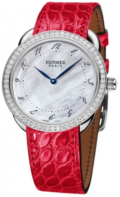 Hermes Arceau Quartz GM 38mm 040107WW00