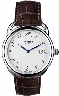 Hermes Arceau Quartz GM 38mm 040108WW00