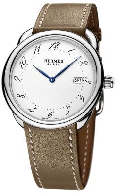 Hermes Arceau Quartz GM 38mm 040117WW00