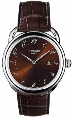 Hermes Arceau Quartz GM 38mm 040127WW00