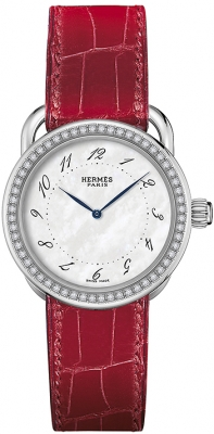 Hermes Arceau Quartz PM 28mm 040143WW00