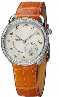 Hermes Arceau Le Temps Suspendu GM 38mm 040285WW00