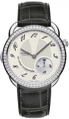 Hermes Arceau Le Temps Suspendu GM 38mm 040289WW00