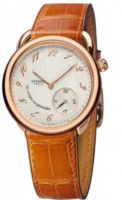 Hermes Arceau Le Temps Suspendu GM 38mm 040293WW00