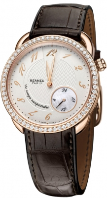 Hermes Arceau Le Temps Suspendu GM 38mm 040297WW00