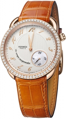 Hermes Arceau Le Temps Suspendu GM 38mm 040299WW00