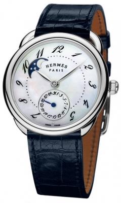 Hermes Arceau Petite Lune Automatic GM 38mm 041043WW00