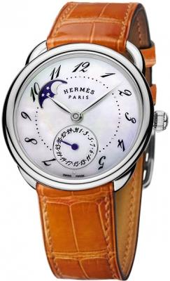 Hermes Arceau Petite Lune Automatic GM 38mm 041045WW00
