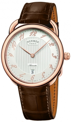 Hermes Arceau Automatic TGM 40mm 041146WW00