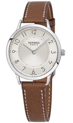 Hermes Slim d'Hermes MM Quartz 32mm 041687ww00