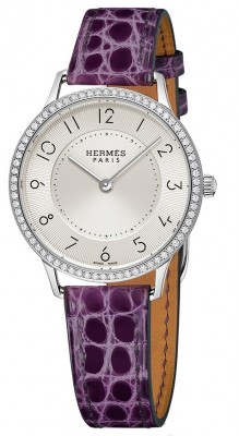 Hermes Slim d'Hermes MM Quartz 32mm 041701ww00