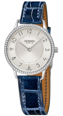 Hermes Slim d'Hermes MM Quartz 32mm 041702ww00