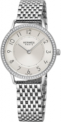 Hermes Slim d'Hermes MM Quartz 32mm 041706ww00