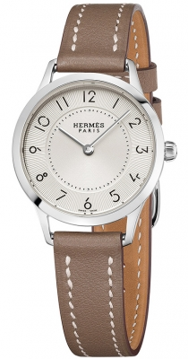 Hermes Slim d'Hermes PM Quartz 25mm 041733ww00