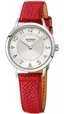 Hermes Slim d'Hermes PM Quartz 25mm 041735ww00