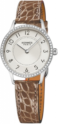 Hermes Slim d'Hermes PM Quartz 25mm 041737ww00