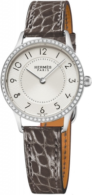 Hermes Slim d'Hermes PM Quartz 25mm 041738ww00
