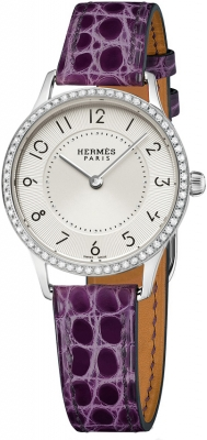 Hermes Slim d'Hermes PM Quartz 25mm 041740ww00