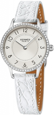 Hermes Slim d'Hermes PM Quartz 25mm 041742ww00