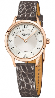 Hermes Slim d'Hermes PM Quartz 25mm 041746ww00