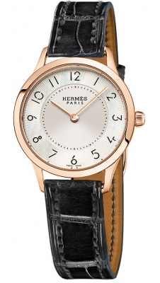 Hermes Slim d'Hermes PM Quartz 25mm 041747ww00