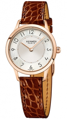 Hermes Slim d'Hermes PM Quartz 25mm 041748ww00