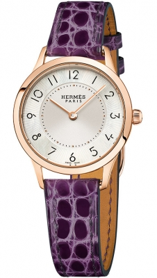 Hermes Slim d'Hermes PM Quartz 25mm 041749ww00