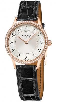 Hermes Slim d'Hermes PM Quartz 25mm 041752ww00