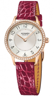 Hermes Slim d'Hermes PM Quartz 25mm 041753ww00