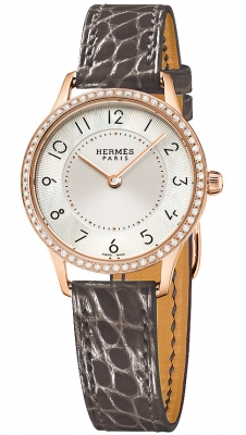 Hermes Slim d'Hermes PM Quartz 25mm 041754ww00