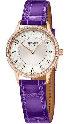 Hermes Slim d'Hermes PM Quartz 25mm 041755ww00