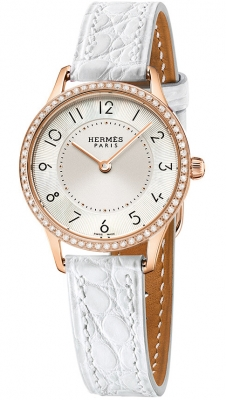 Hermes Slim d'Hermes PM Quartz 25mm 041756ww00