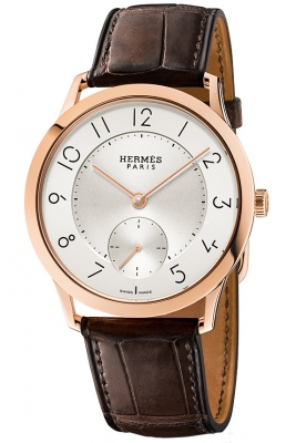 Hermes Slim d'Hermes GM Automatic 39.5mm 041762ww00