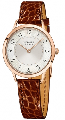 Hermes Slim d'Hermes MM Quartz 32mm 041764ww00