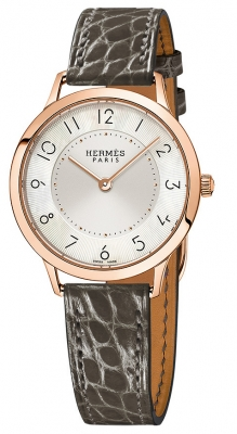 Hermes Slim d'Hermes MM Quartz 32mm 041765ww00