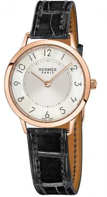 Hermes Slim d'Hermes MM Quartz 32mm 041766ww00