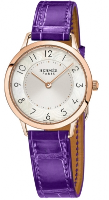 Hermes Slim d'Hermes MM Quartz 32mm 041767ww00